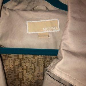 Michael Kors Jackets & Coats - Michael Kors tan jacket